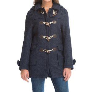 Barbour Vintage Oatridge Classic Duffle Coat Wool